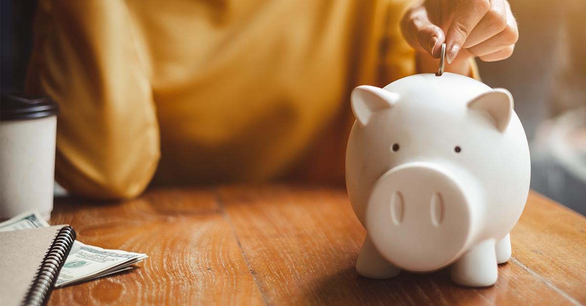 Importancia de guardar dinero